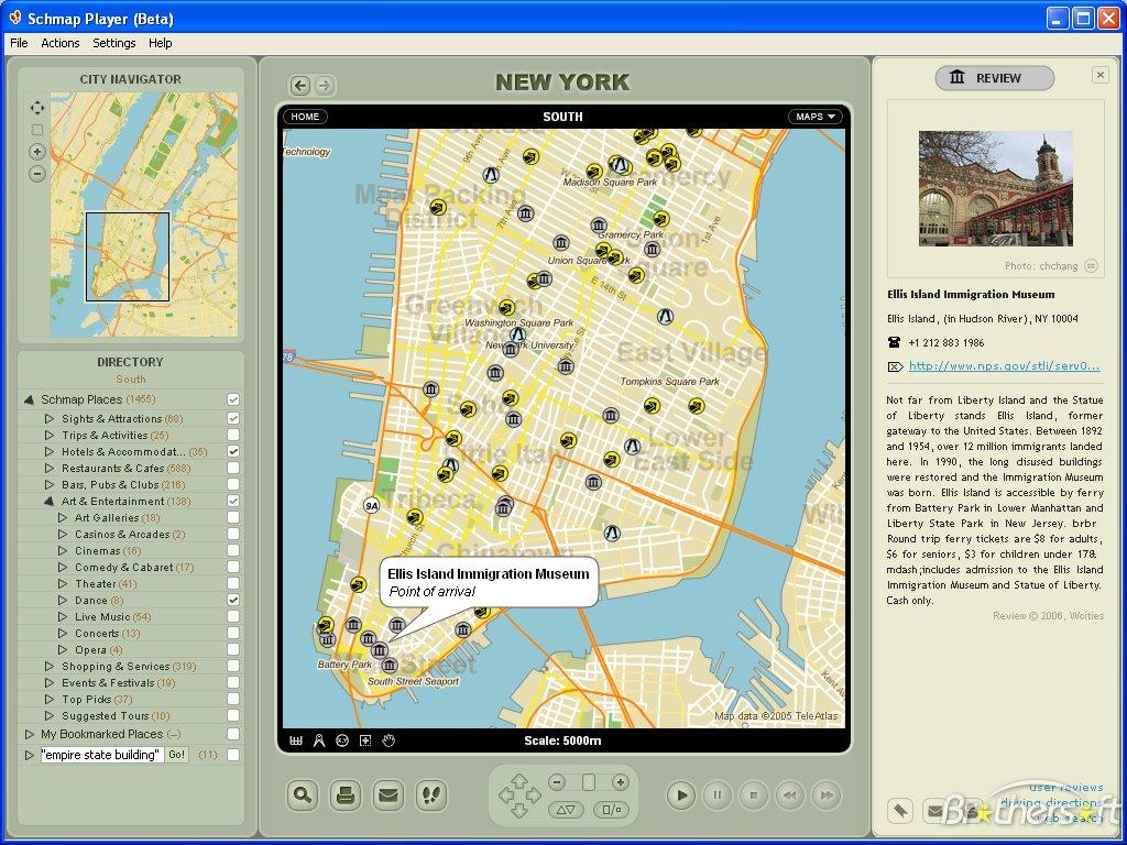 Download Schmap Player, Destination Guide | Andoyoanny's Blog