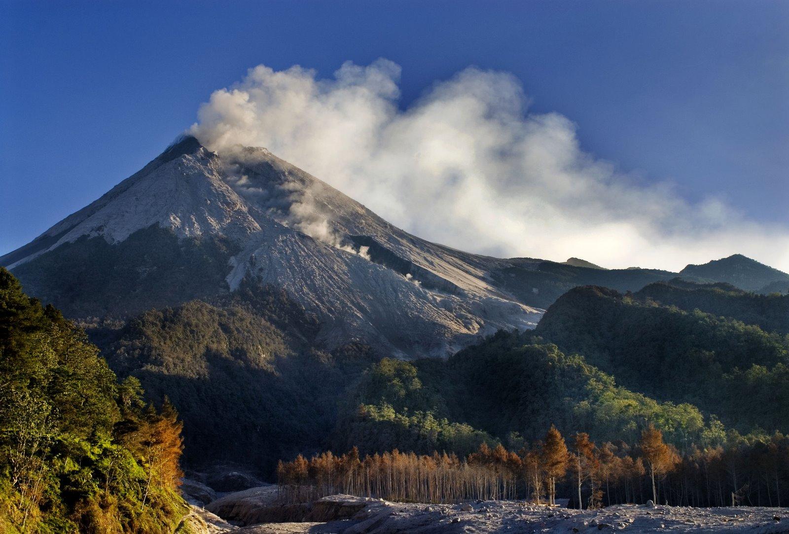 Gunung Merapi Mount Merapi, Java Island \u2013 Indonesia  Andoyoanny\u002639;s Blog
